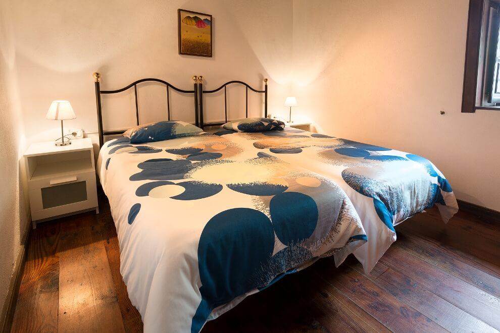 Dormitorio Apartamentos Rurales en La Palma - Tazacorte - Llanos de Aridane
